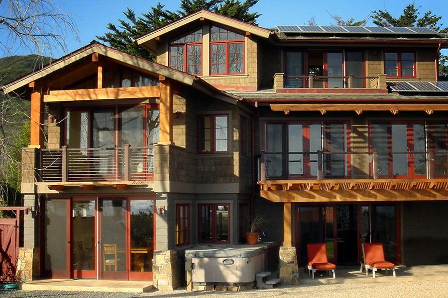 Faria Beach House