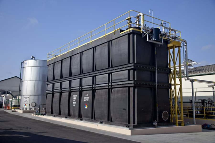 Advanced Energy Recovery System